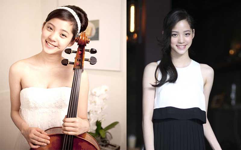 十五歲歐陽娜娜即將進軍日本!!受封「台灣國民妹妹」的她穿「透視牛奶裝」竟然也能這樣性感!  -
